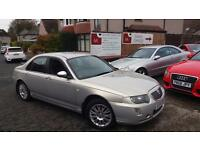 2004 54 ROVER 75 2.0 CDTi CONNOISSEUR SE 4 DOOR.1 PRIVATE OWNER WITH FULL S/H .