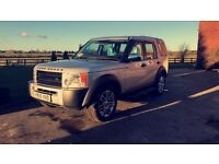 2005 Land Rover discovery 2.7 v6 long mot
