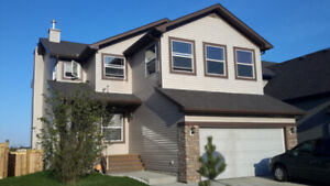 HOUSES FOR SALE WITH FRONT ATTACHED GARAGES - CHESTERMERE