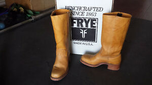 REDUCED $200 to $100 Fry Campus Leather boot