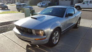 2007 Ford Mustang 4.0L Coupe 5spd Leather Loaded Heated Seats