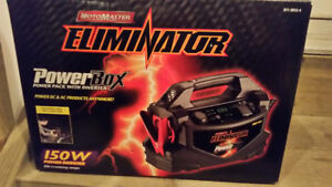 Eliminator Power pack with inverter