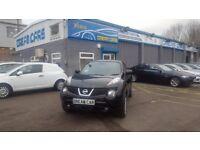 Nissan Juke Acenta 1.5 dCi (black) 2012