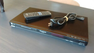 Panasonic DVD-S53 HDMI DVD player