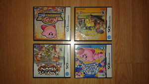For Sale: Nintendo DS games