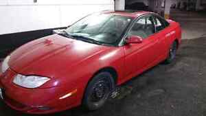 2001 Saturn SC2 cheap winter beater