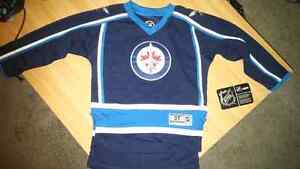 Toddler Winnipeg Jets Jersey - Size 3T - Brand new