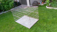 Dog cage crate L - 48 x W -32 x H - 32 inches   or best offer