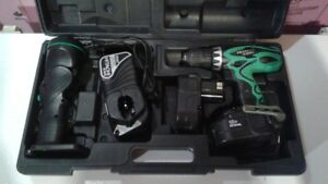 HITACHI 18 VOLT COMBO KIT