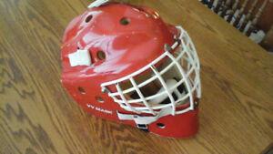 Used Adult Goalie Mask