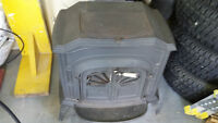 Wood Stove Vermont Castings Resolute