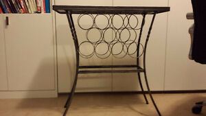 Wine Rack/Entry Table