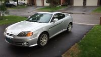2003 Hyundai Tiburon SE Coupe (2 door)