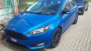 2015 Ford Focus SE en sous-location