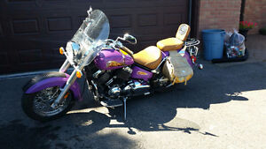 Yamaha 650 only 12,000 kms great shape