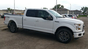 2016 Ford F-150, Engine 5.0L XLT Super Crew Sports 4X4 Pickup