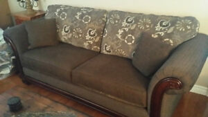 Couch and matching Loveseat for sale