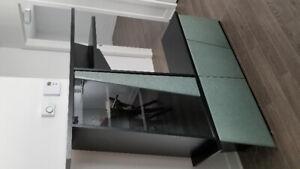 Meuble télé et table salon - a vendre