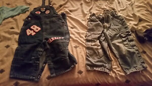 Free boys baby clothes