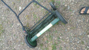 Lee Valley Reel Lawn Mower