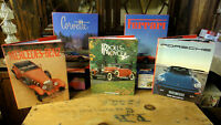 CLASSIC VEHICLE HARDCOVER 1983/84 EDITIONS