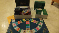 Trivial Pursuit Game Set & Sports Edition Card Set