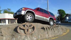 2001-2002 Toyota 4Runner Parts Truck
