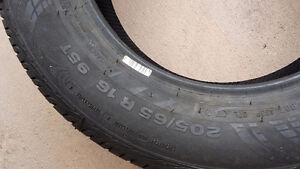 205/65R16 CONTINENTAL ALL SEASON 1 TIRE ONLY! London Ontario image 2