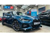 2020 BMW 4 Series 2.0 420i M Sport Auto (s/s) 2dr Coupe Petrol Automatic