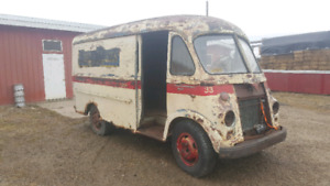 1960 International Metro Van