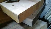 Poutre bois en cèdre - Wood ceder beams
