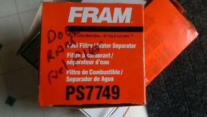 Dodge Cummins 5.9 Fram PS7749 Fuel Filter Water Separator
