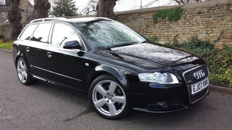 Audi a4 avant estate used 14