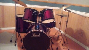 Pearl drums for sale $599