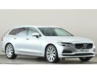 2017 Volvo V90 2.0 D4 Momentum 5dr Geartronic Auto Estate diesel Automatic