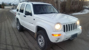 2001 Jeep Liberty Limited Edition