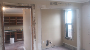Renovations done at  low prices.Will beat any quote..