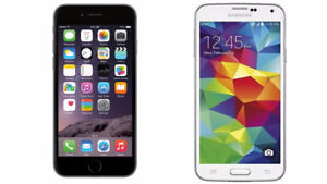 Apple Iphone or Samsung phone for reasonable price.