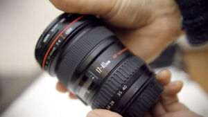 Canon 17-40mm F4L Wide Angle Lens