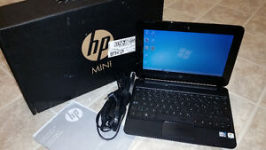"10.1"" HP Mini Netbook. 10/10 condition."