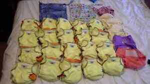 Cloth diaper lot /all you need for cloth diapering