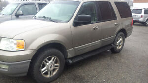 2003 Ford Expedition xlt SUV, Crossover Kitchener / Waterloo Kitchener Area image 2