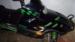 2000 arctic cat zl 500
