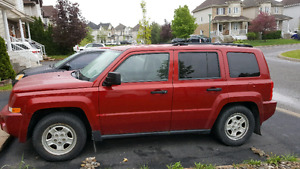Jeep patriot 2006