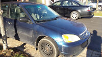 2001 Honda Civic eTested
