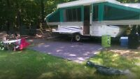 2007 Viking 2308 Tent Trailer
