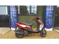 Motorini GP50 scooter moped 50 50cc learner legal two year warranty