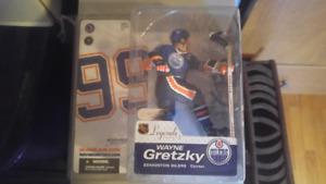 Mcfarlane Series 2 Wayne Gretzky Oilers Figure