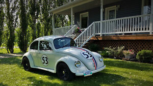 1967 Beetle with a V8