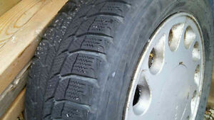 195-60 15 Michelin winter